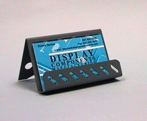 custom metal business card holder