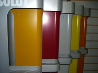 powder coating, screen printing