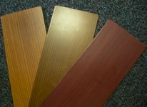 metal custom printed wood finish decoral